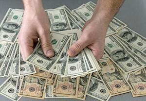 USdollar-sedlar