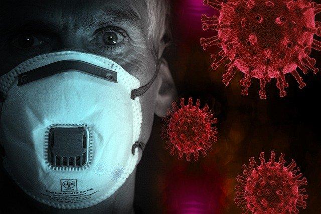 Coronapandemin blev ett faktum