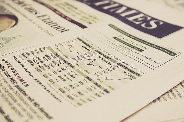 Valuta- och aktiendex